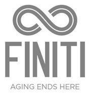 FINITI AGING ENDS HERE