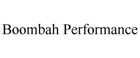 BOOMBAH PERFORMANCE