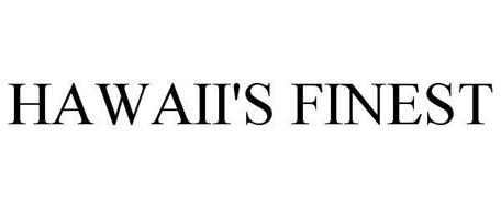 HAWAII'S FINEST