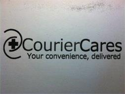 + COURIER CARES YOUR CONVENIENCE, DELIVERED