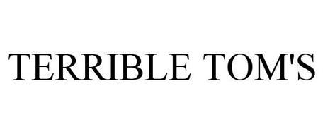 TERRIBLE TOM'S
