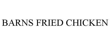 BARNS FRIED CHICKEN