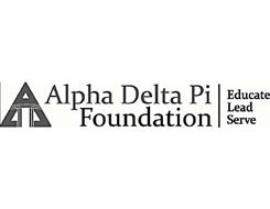ALPHA DELTA PI FOUNDATION EDUCATE LEAD SERVE