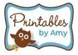 PRINTABLES BY AMY