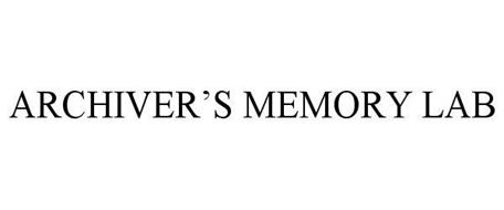 ARCHIVER'S MEMORY LAB