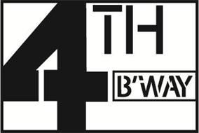 4TH B'WAY