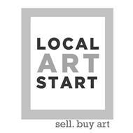 LOCAL ART START SELL. BUY ART