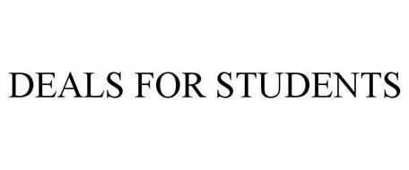 DEALS FOR STUDENTS