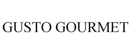 GUSTO GOURMET