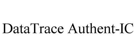 DATATRACE AUTHENT-IC