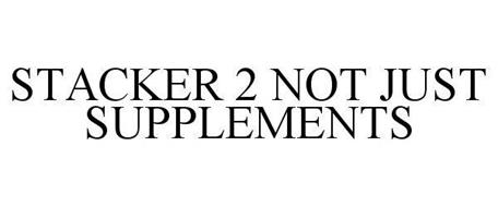 STACKER 2 NOT JUST SUPPLEMENTS
