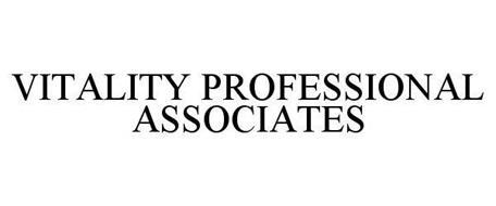 VITALITY PROFESSIONAL ASSOCIATES