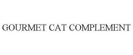 GOURMET CAT COMPLEMENT