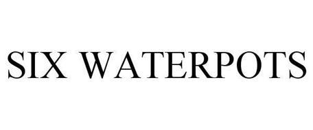 SIX WATERPOTS