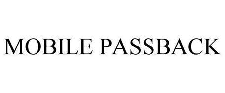 MOBILE PASSBACK