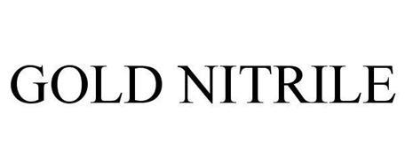 GOLD NITRILE