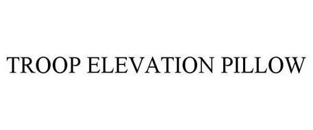 TROOP ELEVATION PILLOW