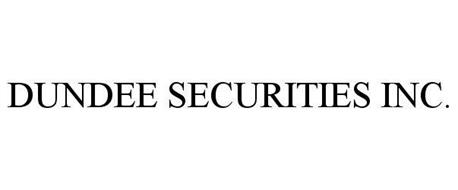 DUNDEE SECURITIES INC.