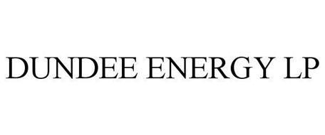 DUNDEE ENERGY LP