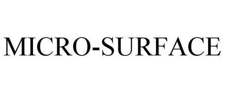 MICRO-SURFACE
