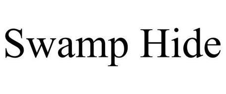 SWAMP HIDE