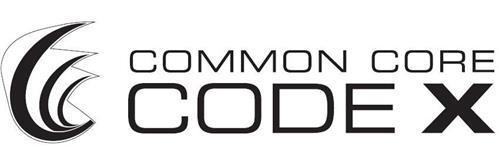 COMMON CORE CODE X