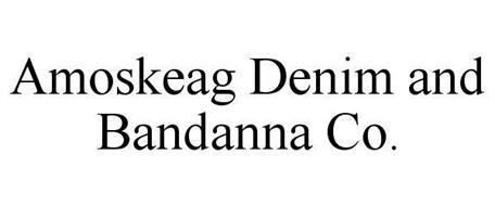 AMOSKEAG DENIM AND BANDANNA CO.