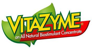 VITAZYME AN ALL NATURAL BIOSTIMULANT CONCENTRATE