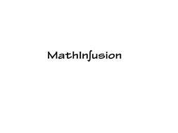MATHINFUSION