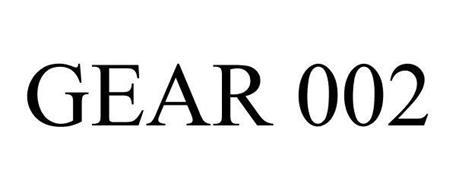 GEAR 002