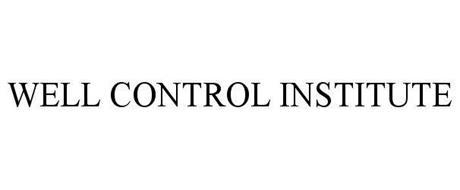 WELL CONTROL INSTITUTE