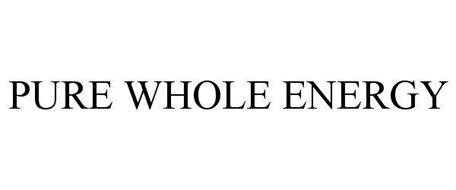PURE WHOLE ENERGY