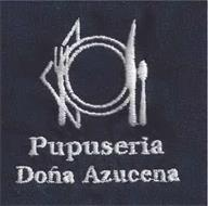 PUPUSERIA DOÑA AZUCENA