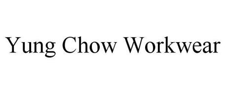 YUNG CHOW WORKWEAR