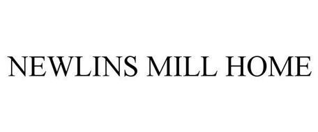 Newlins Mill Home Trademark Of Mcs Industries Inc Serial Number 85912004 Trademarkia Trademarks