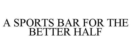 A SPORTS BAR FOR THE BETTER HALF