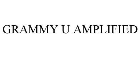 GRAMMY U AMPLIFIED