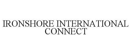 IRONSHORE INTERNATIONAL CONNECT