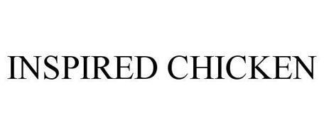 INSPIRED CHICKEN