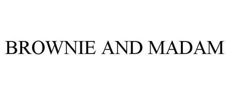 BROWNIE AND MADAM