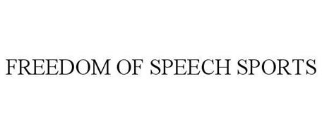 FREEDOM OF SPEECH SPORTS