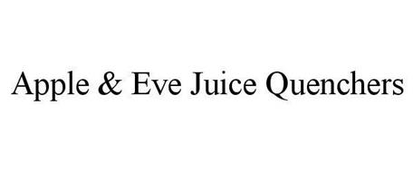 APPLE & EVE JUICE QUENCHERS