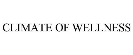 CLIMATE OF WELLNESS