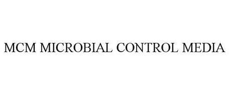 MCM MICROBIAL CONTROL MEDIA