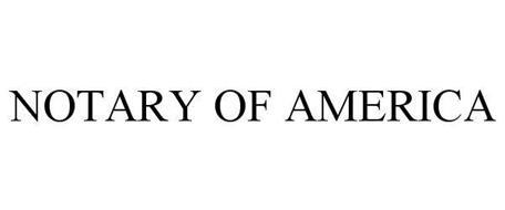 NOTARY OF AMERICA