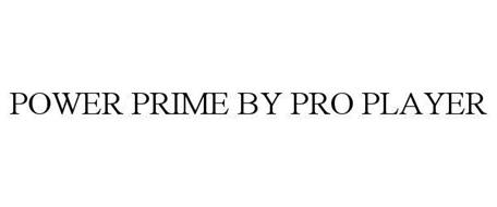 POWER PRIME BY PRO PLAYER