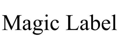 MAGIC LABEL
