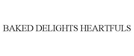 BAKED DELIGHTS HEARTFULS