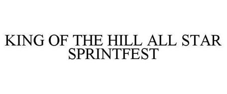 KING OF THE HILL ALL STAR SPRINTFEST