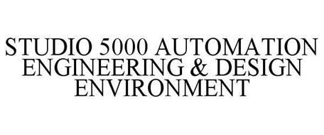 STUDIO 5000 AUTOMATION ENGINEERING & DESIGN ENVIRONMENT